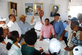 Luis Abinader reclama al Gobierno pagar deuda de RD$3 mil millones con los productores agropecuarios