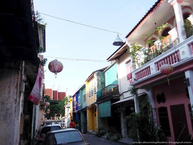Soi Romanee, Phuket