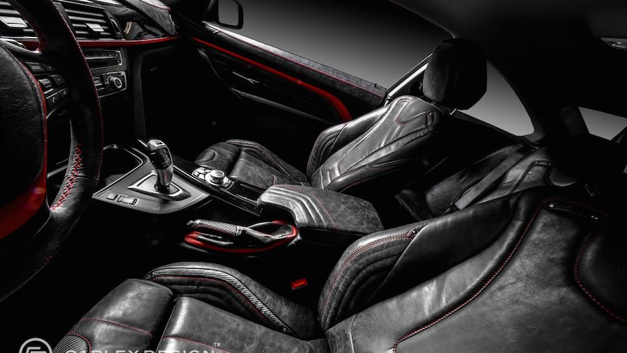 Carlexデザインが手掛けた「BMW 4シリーズ」