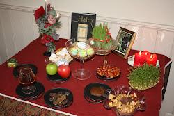 Hva er  Norooz, den iranske nytårsdagen?