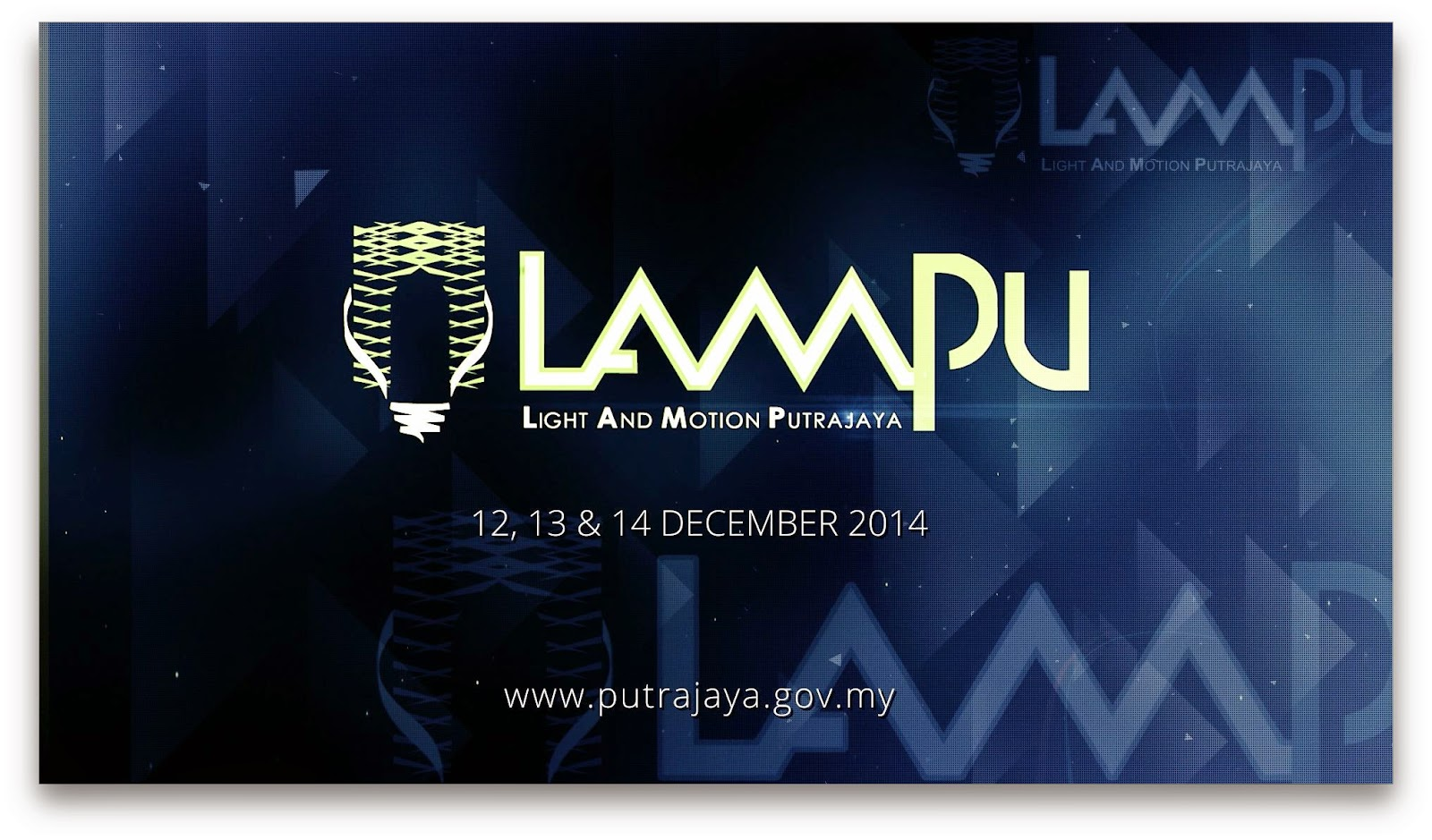 Light And Motion Festival (LAMPU) 2014