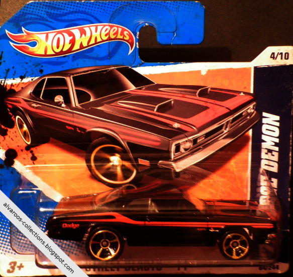 Hot Wheels:  Dodge Demon