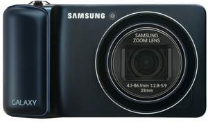 Verizon To Launch 4G LTE-Ready Samsung Galaxy Camera