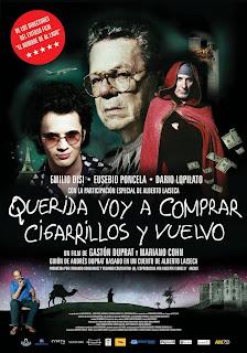 Ver Película Querida, Voy a Comprar Cigarrillos y Vuelvo Online Gratis (2011)