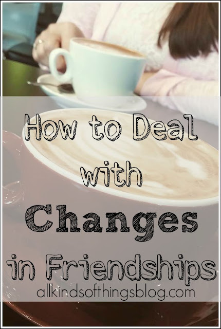 Changes in Friendship