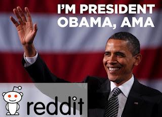 Obama AMA