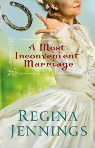 A Most Inconvenient Marriage {Regina Jennings} | #bookreview #bookbloggers #bethany