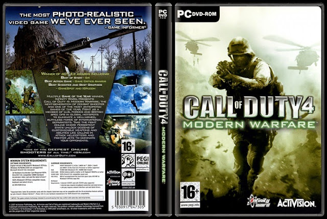 call of duty modern warfare 2 تحميل برابط واحد