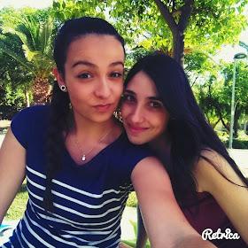 Noelia y María José