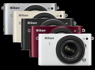 New digital camera in 2013, Nikon 1 J3