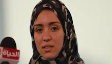 وفاة المذيعة والناشطة نهلة مصطفى في حادث سير بعد تصوير حلقة خالد سعيد