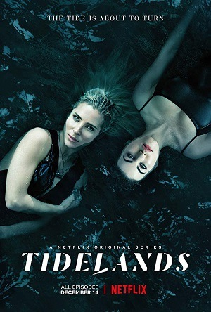 Tidelands - 1ª Temporada Completa Netflix Séries Torrent Download capa