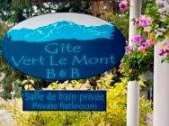 Vert Le Mont B&B