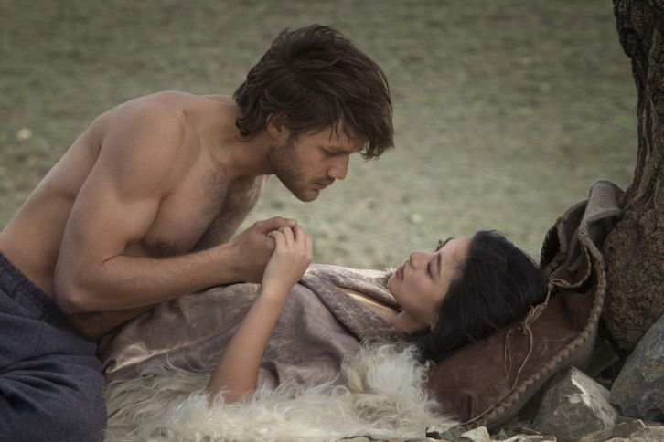Marco Polo - First Look Promotional Photos + Premiere Date