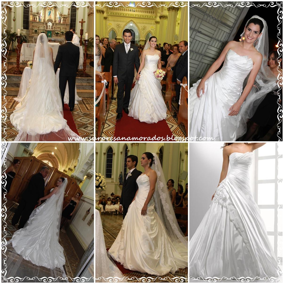 Vestido de Noiva para Vender (Barbara)