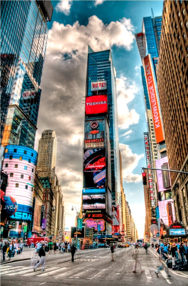 Times Squre – NYC