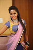 Neetha sizzling photo shoot in half saree-thumbnail-6