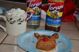 Torani Syrup 1