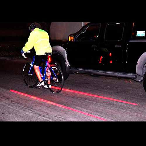 carril bici virtual