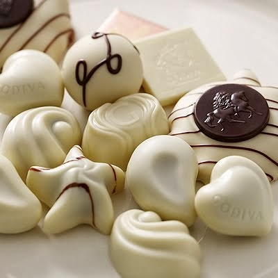 Chocolates del White Day
