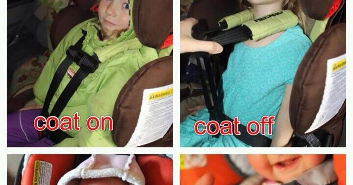 Winter Coats and Car Seats - No Bueno | Taking Bellingham by Storm