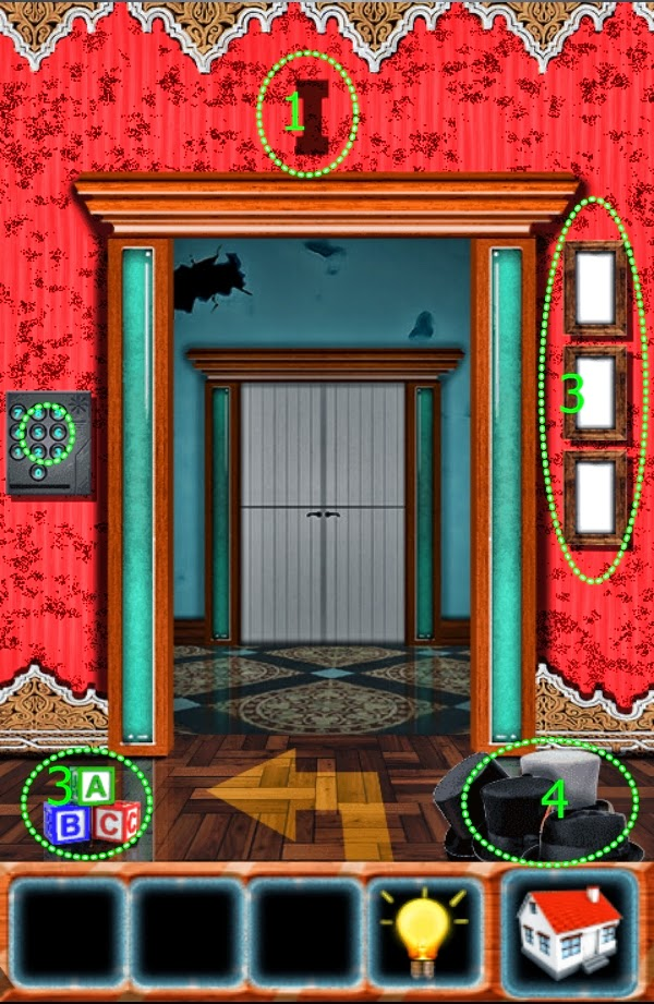 100 Doors Classic Escape Level 11 12 13 14 15 Escape