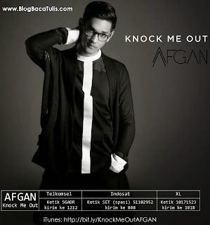 Mp3/Video Klip Indonesia Dan Lirik Lagu Knock Me Out-Afgan