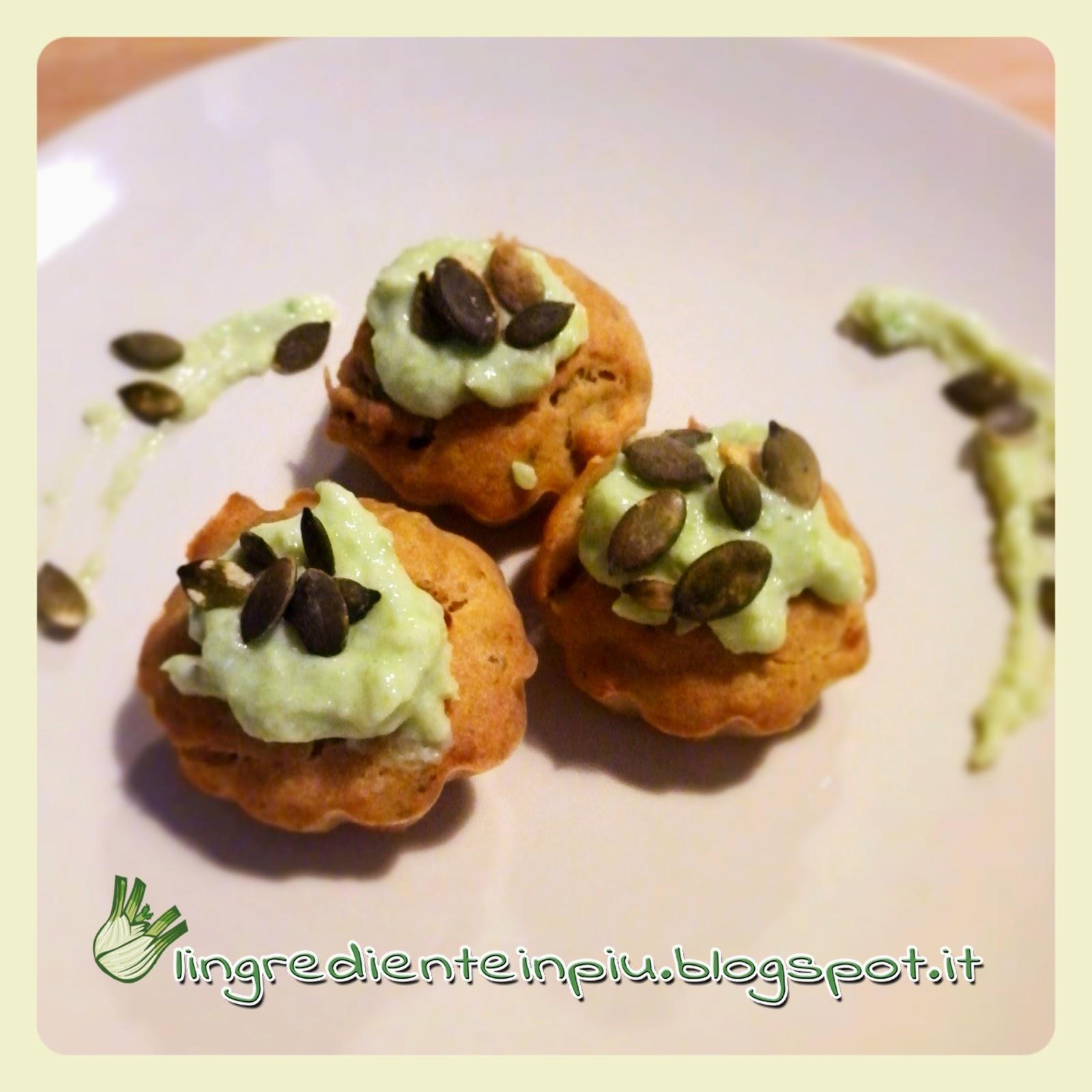 Muffin accattivanti