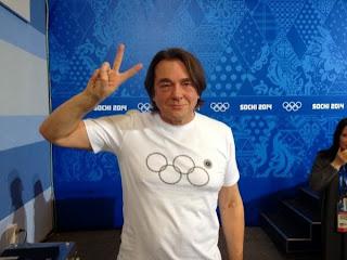 ソチオリンピックオープニング