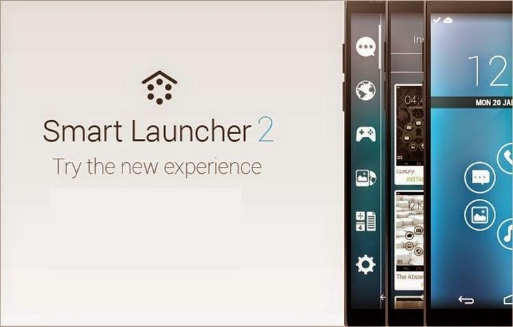Smart Launcher Pro v2.10 Build 2 APK 204
