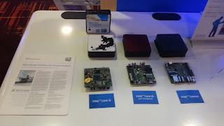 Intel NUC (Next Unit of Computing)