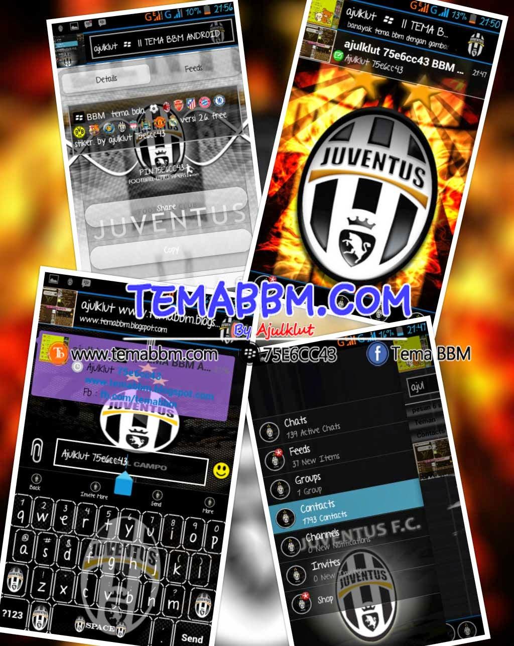 BBM MOD Juventus