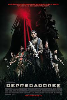 Predadores (2010) DvdRip Latino