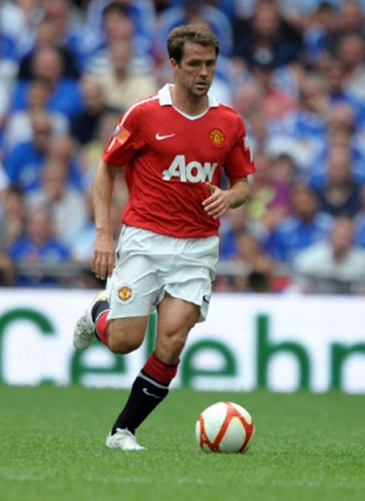 Michael Owen 2011, m owen striker Man Utd