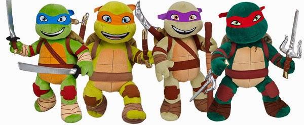 Nickalive nickelodeon s quot teenage mutant ninja turtles quot arrive at