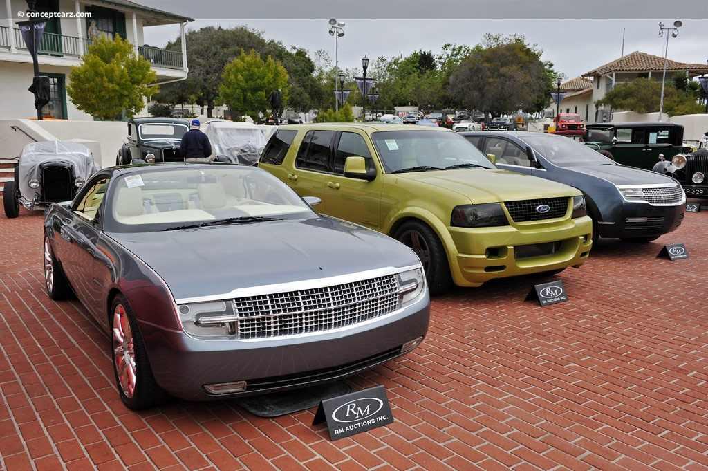 We Love Lincolns Past Present And Future 2004 Lincoln Mark X