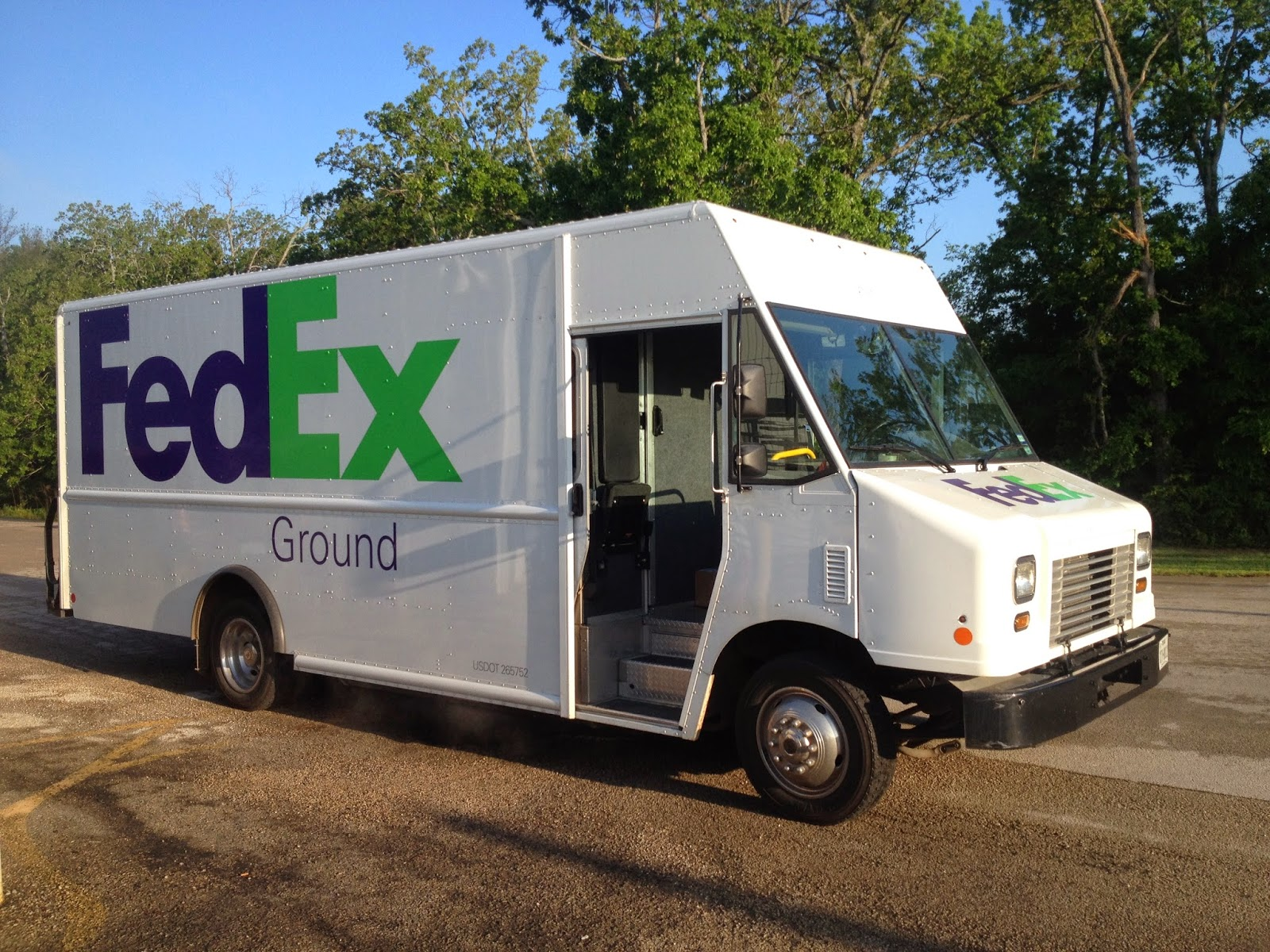 Fuel For Thought Changing The Fuel Of Delivery Fedex