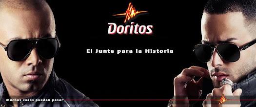 Videos de Wisin y Yandel trabajando con Doritos
