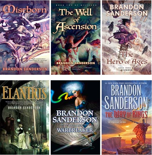 Joint Review: The Way of Kings by Brandon Sanderson |