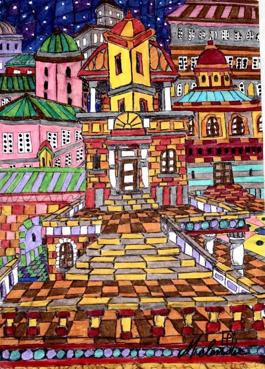 Ciudad colonial I 18-9-93