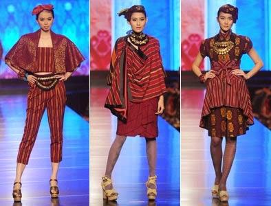 Foto Baju Batik Lombok