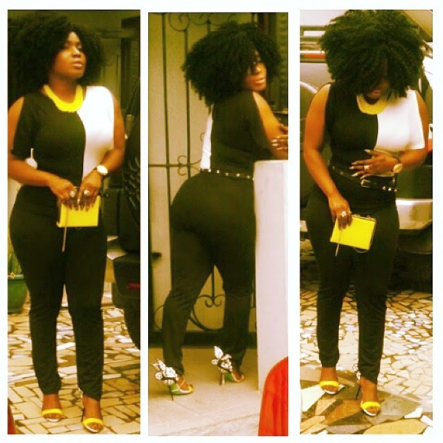 Halima Abubakar Looking Lovely