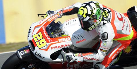 Iannone Yakin Ducati Temukan Jalan Keluar