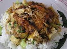 Resep praktis (mudah) nasi lengko spesial (istimewa) khas cirebon enak, gurih, lezat