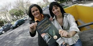 Lamarca contó su experiencia como gimnasta de élite en un libro
