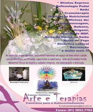 Arte e Terapias Holísticas Ltda ME