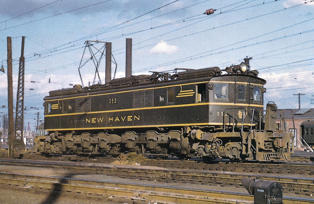 Transpress Nz General Electric Electric Locomotive 1931