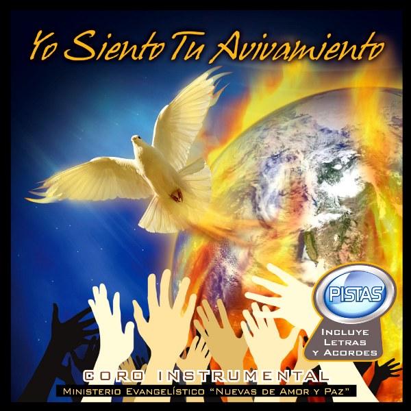 Coro Instrumental Menap-Vol 8-Yo Siento Tu Avivamiento-Pistas-