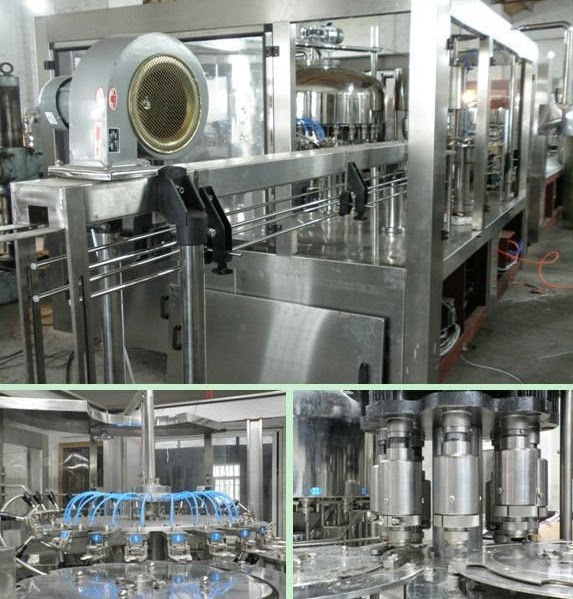 wine filling capping labeling production line máquina tampando enchimento do vinho