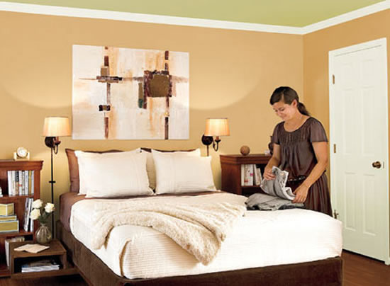 Bedroom Wall Paint Color